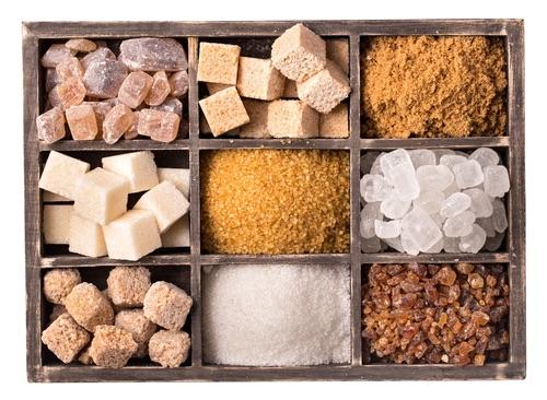 Haltbarkeit Zucker