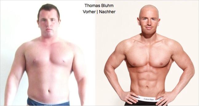 Diät zu definieren oder Bauch