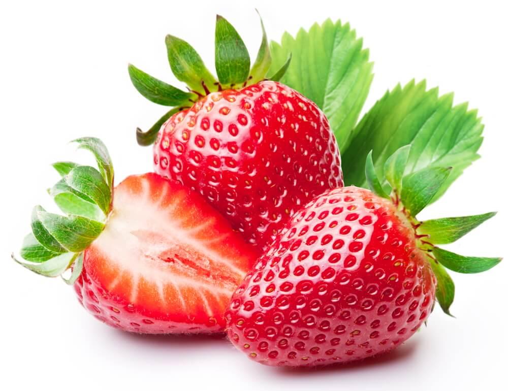 Low Carb Erdbeeren