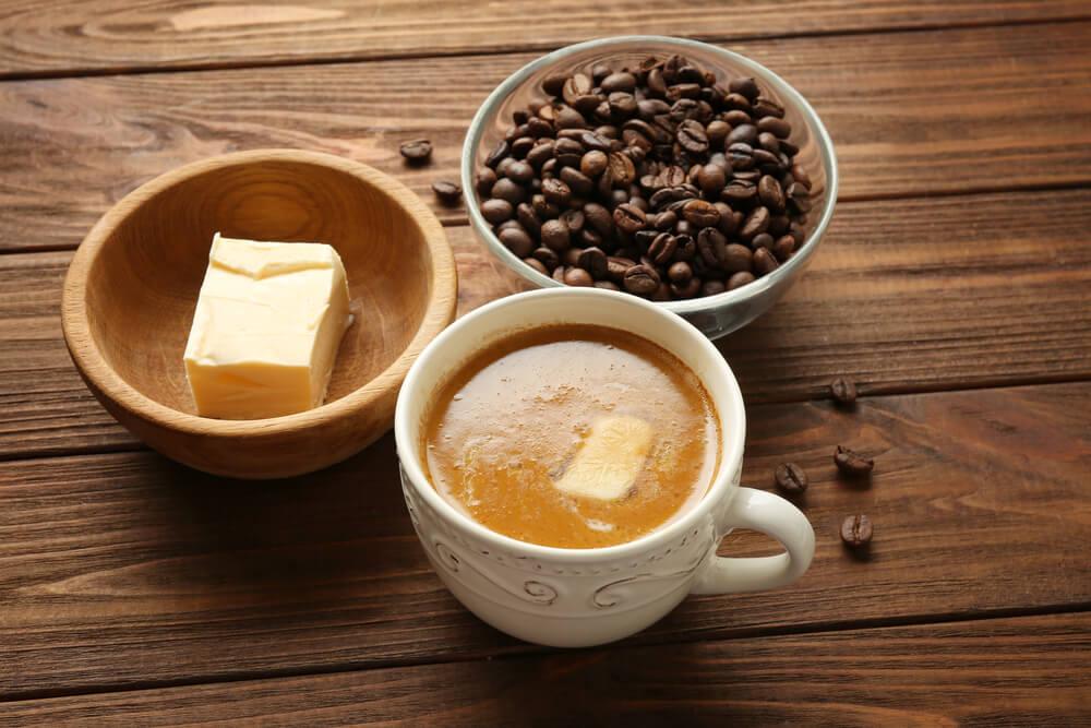 Bulletproof Coffee Butterkaffee