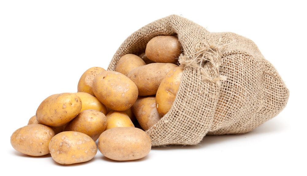 Glutenfreie Lebensmittel Kartoffeln