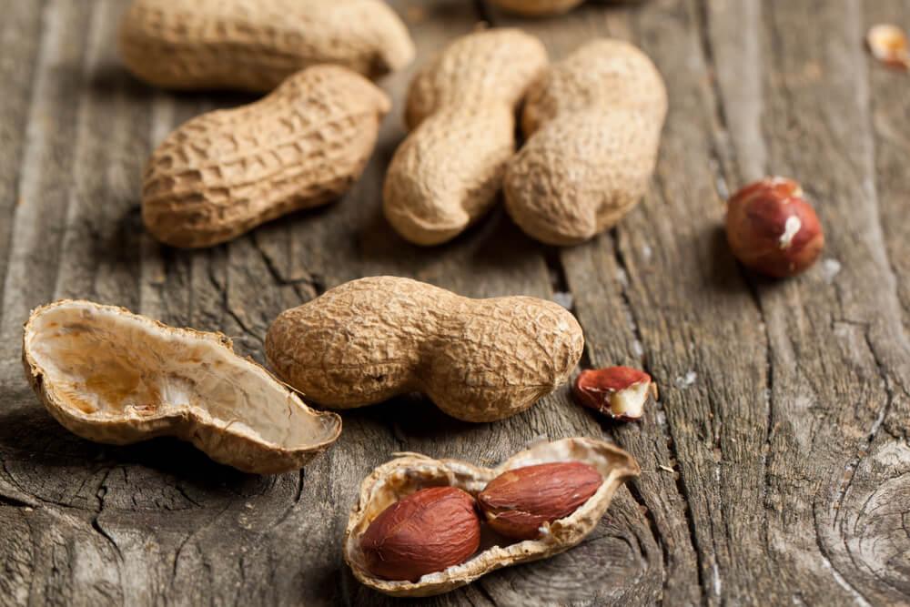 Ketogene Lebensmittel Erdnuesse