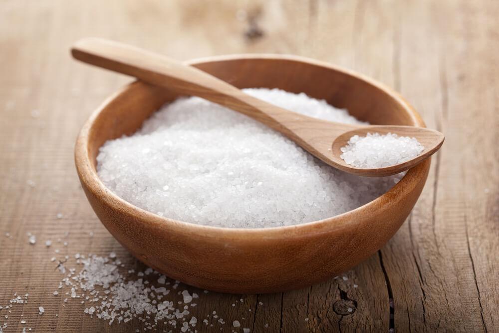 Fehler Low Carb Salz